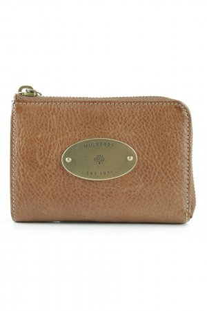 Mulberry Wallet brown second hand look
