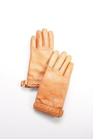 Mulberry Handschuhe cognac