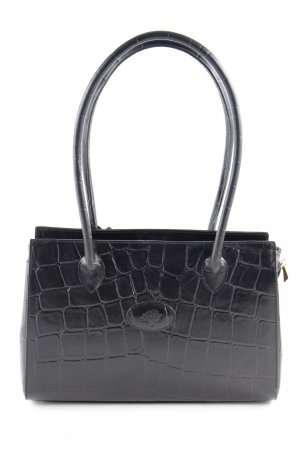 Mulberry Sac Baril noir style simple