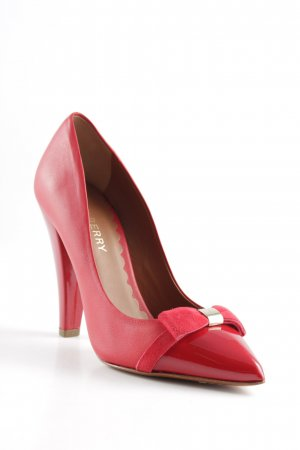 Mulberry High Heels red elegant