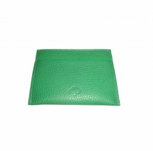 Mulberry Kredit Kartenhalter Small Classic Grain jungle green grün Leder neu