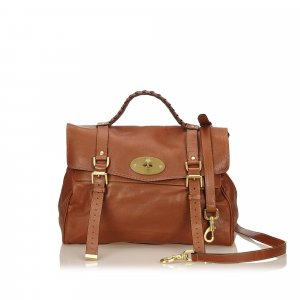 Mulberry Leather Alexa
