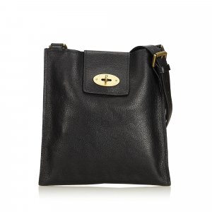 Mulberry Leather Antony Messenger Bag