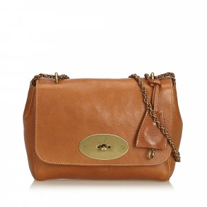 Mulberry Leather Lily