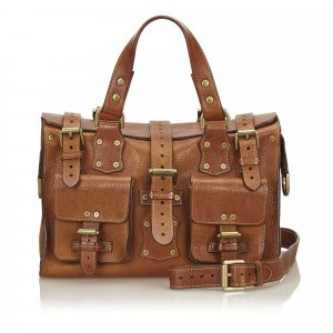 Mulberry Leather Rosemary