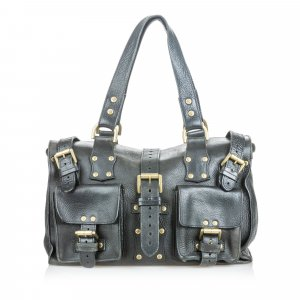 Mulberry Leather Roxanne Handbag