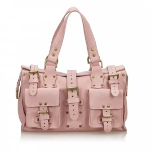 Mulberry Leather Roxanne Shoulder Bag