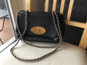Mulberry Handbag black-gold-colored