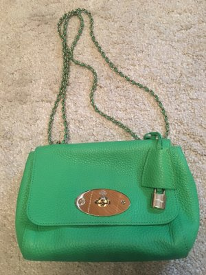 Mulberry Clutch green