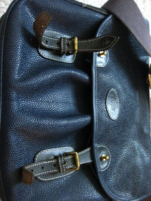 Mulberry College Bag steel blue