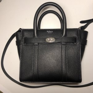 Mulberry Handbag black-bordeaux