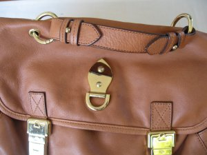 MULBERRY Modell Tillie in chestnut