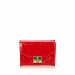 Mulberry Patent Leather Coin Pouch