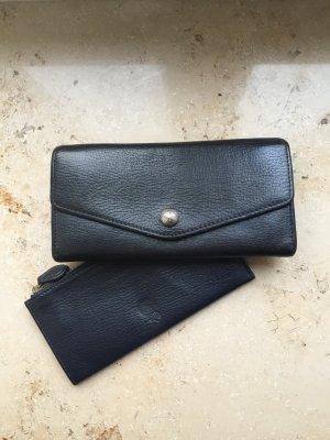 Mulberry Wallet dark blue