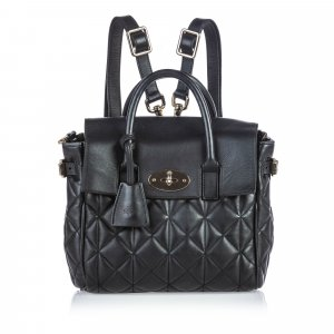 Mulberry Quilted Cara Delevigne Backpack