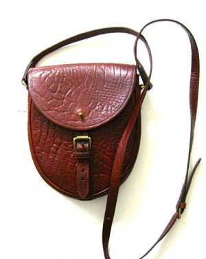 Mulberry Saddlebag