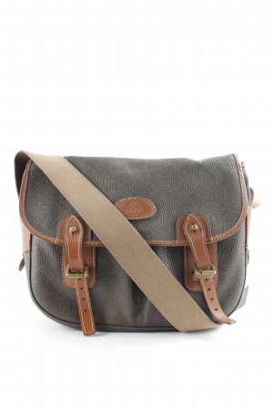 Mulberry Shoulder Bag cognac-coloured-grey brown classic style