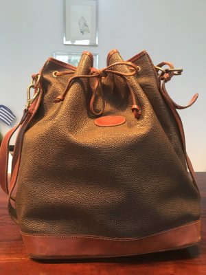 Mulberry Bolsa Hobo marrón-coñac