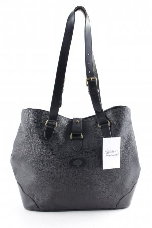 Mulberry Shopper schwarz Casual-Look