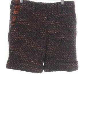 Mulberry Shorts meliert extravaganter Stil