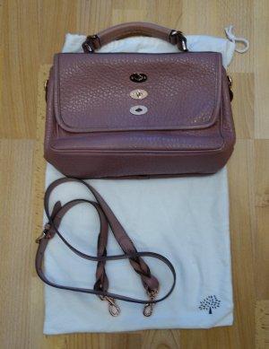 Mulberry Small Bryn Messenger Bag Tasche rosefarben gold Vintage Shabby Chic