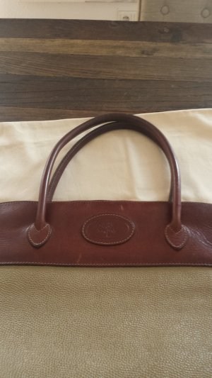 Mulberry Bolso marrón arena-color bronce