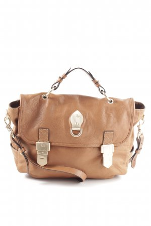 Mulberry Crossbody bag brown business style