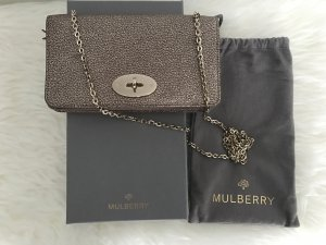 Mulberry Umhängetasche in Farbe Gold