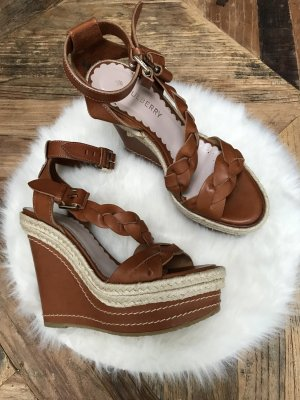 MULBERRY Wedges Toscana Leather