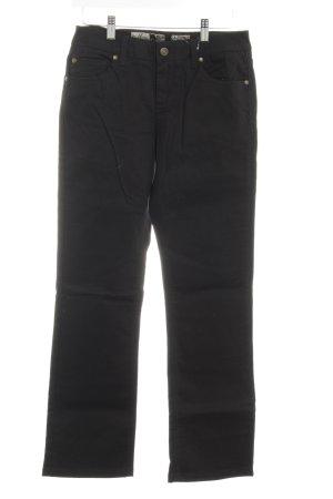 "Multiblu Boot Cut Jeans ""Paula"" schwarz"