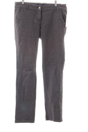 Multiblu Chinohose schwarz-grau Casual-Look