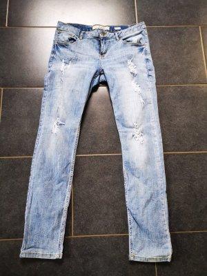Multiblu Boyfriend Jeans blue