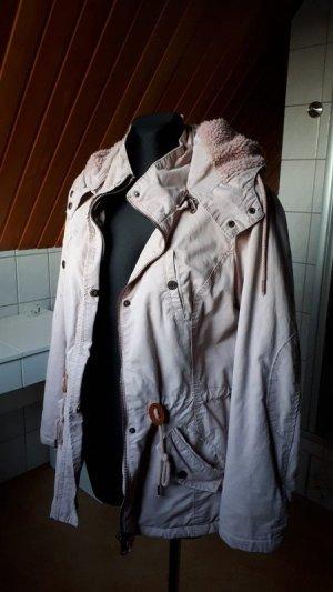 Multiblu Jeans Fritz warme rosa Winterjacke 36 S