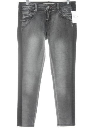 Multiblu Slim Jeans Farbverlauf Casual-Look
