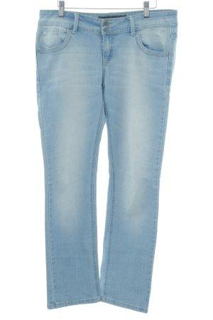 Multiblu Stretch Jeans hellblau Urban-Look