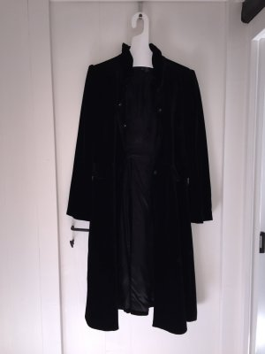 Zara Woman Frock Coat black