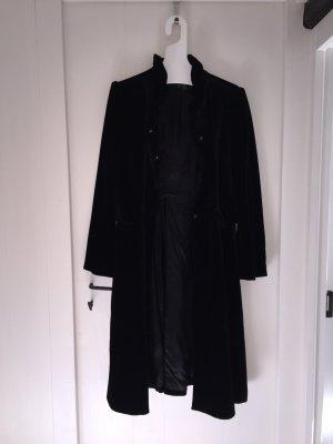 Zara Woman Redingote noir