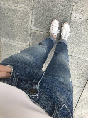 Pimkie Jeans boyfriend bleu