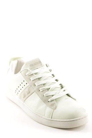 Mundart Sneaker stringata verde-grigio stile atletico