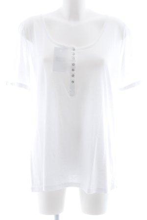 munich freedom T-Shirt weiß klassischer Stil