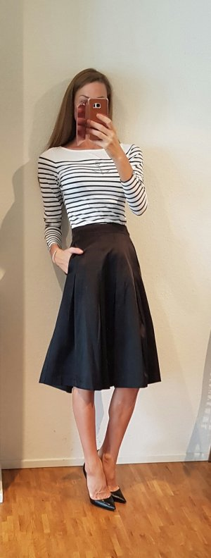 MUNTHE GOSHI PLEATED SKIRT ROCK FALTENROCK
