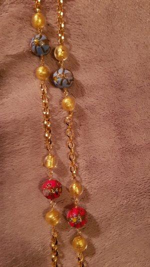 Murano Necklace multicolored