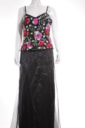 Murek Fashion Abendkleid mehrfarbig Elegant