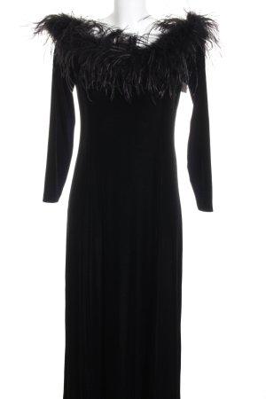 Murek Fashion Abendkleid schwarz Elegant