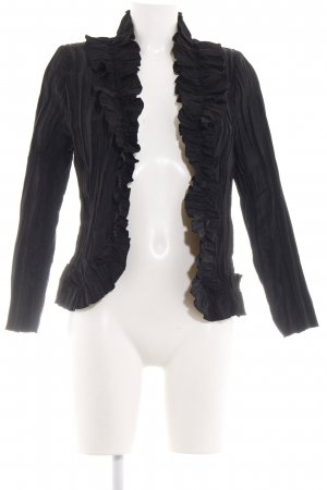 Murek Fashion Blouse Jacket black elegant