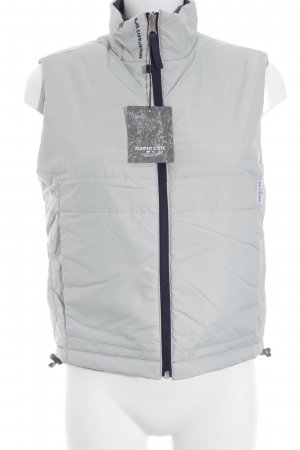 Murphy & nye Reversible Vest lilac-light grey athletic style
