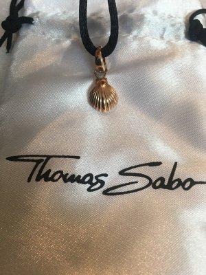 Muschel Anhänger, Charm von Thomas Sabo, roségold