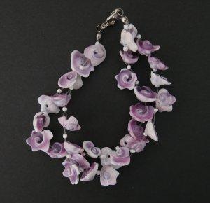 Bracelet rose clair-rose