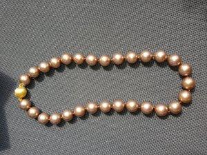 Pfeffinger Collana di perle bronzo