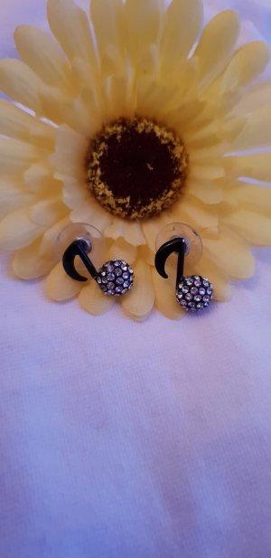 Musiknoten Ohrringe